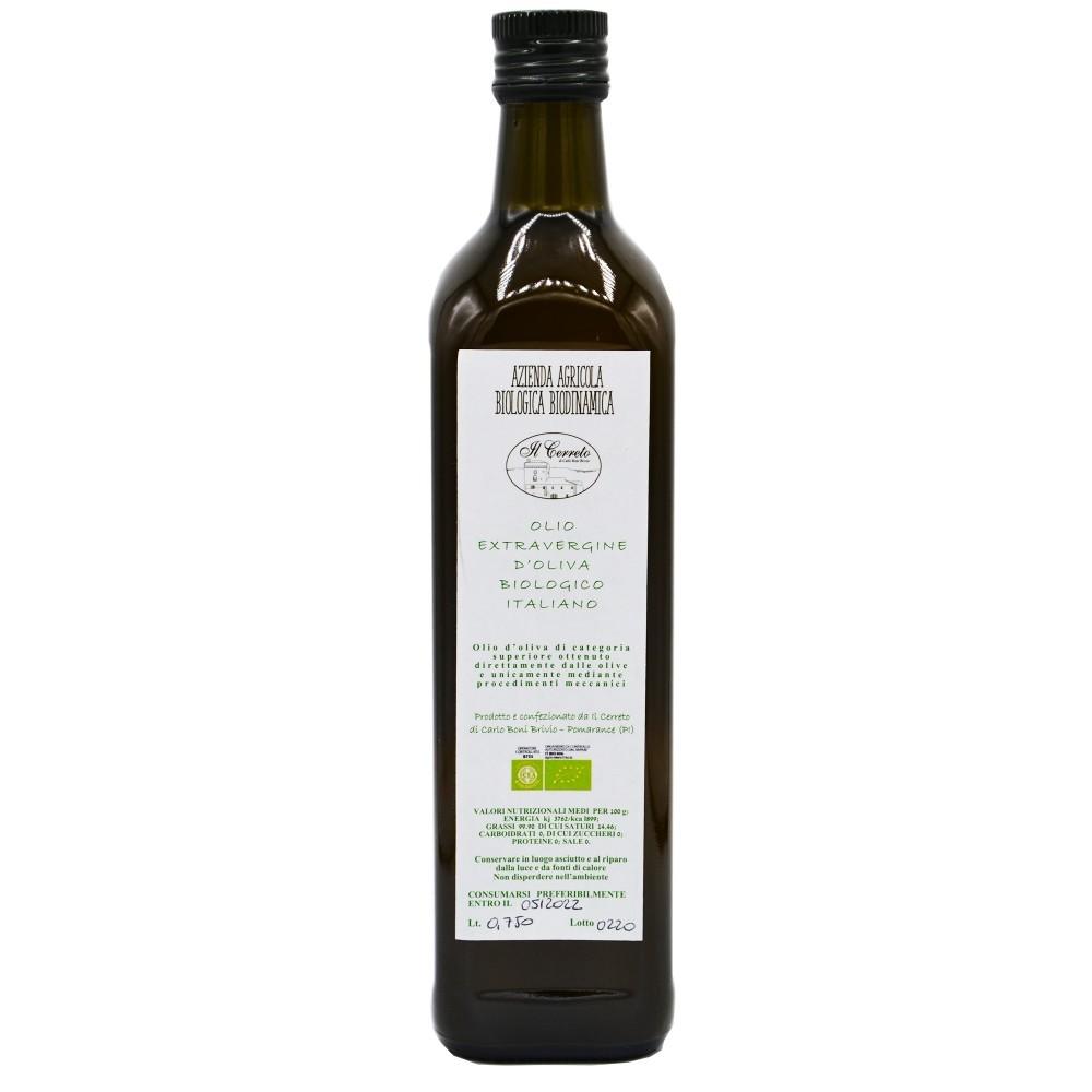 750 ml - Olio extravergine...