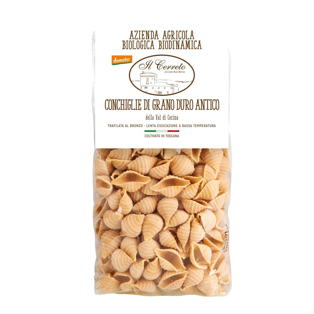 Conchiglie di grano antico