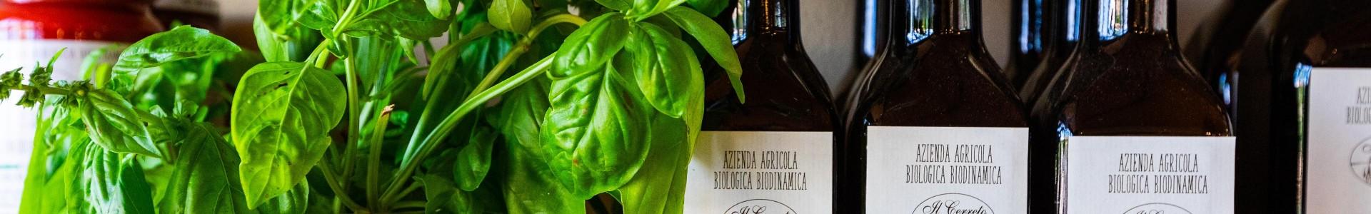 Olio extravergine di oliva biologico biodinamico - Il Cerreto